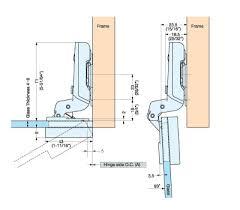 door hinges dimensions. schematic spec sheet door hinges dimensions t