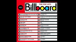 Billboard Charts 1973 Top 100 Billboard Top Pop Hits 1973 2016 Full Album Pop Hits