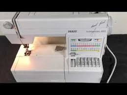 Pfaff Hobbymatic 955 Sewing Machine
