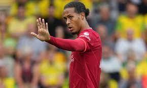 Virgil van Dijk admits Liverpool return was a tough mental hurdle |  Liverpool