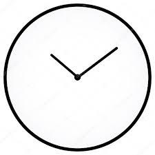 Resultado de imagen de reloj minimalista