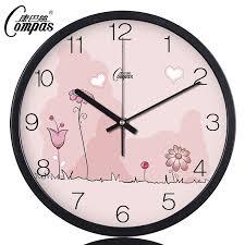 compas mute clock pocket watch