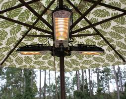 hanging patio heater. Inferno Umbrella Mounted Halogen Patio Heaters Outdoor Heater Best Most Top Affordable High Quality Hanging