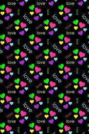 heart pattern wallpaper. Unique Wallpaper Black Love Heart Wallpaper Pattern And Pattern Wallpaper U