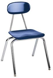 classroom chair back. classroom select 9400 hard plastic stacking chair, chrome frame, 18 inch seat, various chair back i