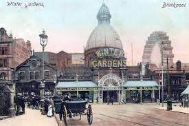 theatres and halls in blackpool lancashire