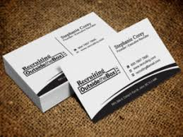 135 Business Card Designs Business Business Card Design Project