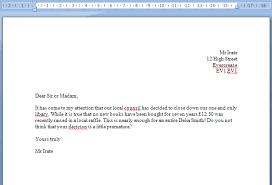 Address Letter Under Fontanacountryinn Com