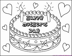 The celebrate the day of honor of mothers and motherhood every year we celebrate mothers day. Free Printable Mothers Day Coloring Pages Kids Coloring Home