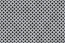 actual tile for larger image circulos b black and white