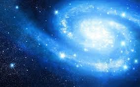 Cool Blue Galaxy Stars Wallpapers - Top ...