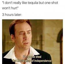 17 Tequila Memes That'll Make Your Day | SayingImages.com