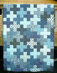 Photo Quilts Ideas – boltonphoenixtheatre.com & ... Family Photo Quilt Ideas Quilt Patterns For Men Used A Solid Binding  Kona Cotton In Pepper ... Adamdwight.com