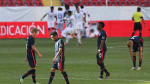 Maybe you would like to learn more about one of these? Olympic Qualifying U S Men S Soccer Team Fails To Reach Summer Games
