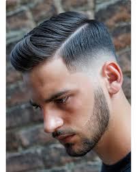 21 Side Part Haircuts Cool Modern Hair Herenkapsels