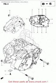 suzuki ds engine diagram suzuki wiring diagrams crankcase