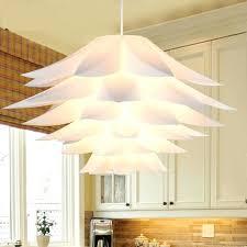 lotus flower lamp shade lily flower pendant light material of lotus shape fixture pendent lampshade bedroom lotus flower lamp
