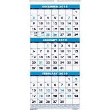Online Office Calendar Discount Office Supplies Online Office Mall Vertical Wall Calendar