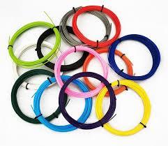 <b>Набор пластика</b> для 3D ручки <b>ABS</b> — <b>12</b> цветов диаметр, мм: 1.75