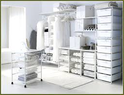 ikea storage closets plastic boxes wire drawers in linen closet organizer near small wheeled cart ikea ikea storage closets