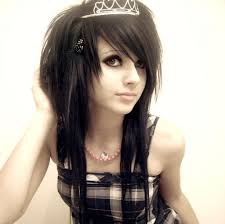 Emo Girl Hair Style trendy black hairstyles page 31 of 31 inspiration of haircuts 1202 by wearticles.com