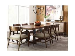 modern formal dining room tables. American Drew Modern SynergyFormal Dining Room Group Formal Tables