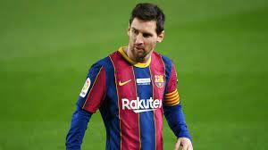 Lionel Messi mit 500. Einsatz für den FC Barcelona in Spaniens LaLiga