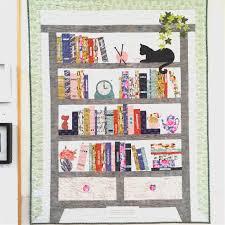 Bookshelf Quilt Pattern New Decorating Ideas