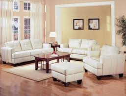 White Living Room Furniture Sets Contemporary Leather Living Room Furniture Living Room Design