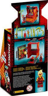 71714 Lego Ninjago Kai Avatar-Arcade Pod 49 Stück alter 7 Jahre +