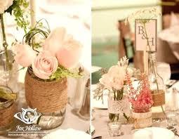 full size of vintage wedding decor i love the burlap and mason jar id on decoration