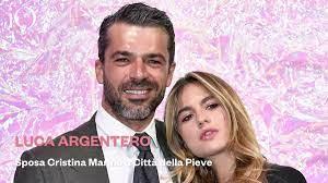 Luca Argentero sposa Cristina Marino e sfreccia in sidecar - iO Donna