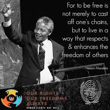 Human Rights Quotes Best 48 Top Human Right Quotes And Sayings