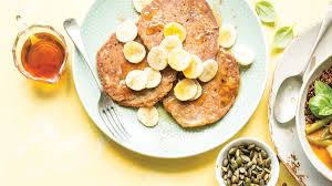 buckwheat banana pancakes recipe