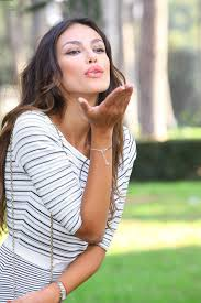 MADALINA GHENEA BLOW ME A KISS GIRL FRIEND. Blow Some Kisses.