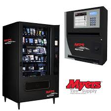 Apex Vending Machines Interesting Myers Partners With Apex For Vending Program Retail Modern Tire