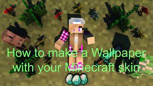 Minecraft Skin Wallpaper 3d ...