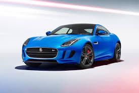 Light Blue Jaguar Want A More Distinctive Jaguar F Type Try The New 2016