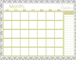 create your own calendar this fill in the blank calendar i needed a blank calendar so i made one and wanted to share in case you needed one too it s a blank printable calendar that you fill in