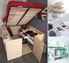 cute clever storage solutions small spaces and decorating creative