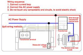 ac ammeter wiring diagram wiring diagram and hernes meter wiring diagram nilza