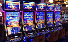 Benefits of Playing on Online Slot Machines | GWVFD4
