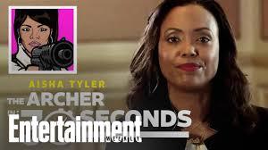 Archer: Aisha Tyler Recaps The Series In 30 Seconds ...