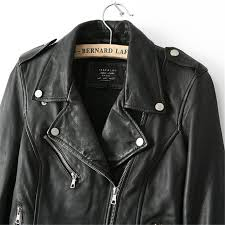 2016 women faux leather jacket female black rivet er jackets coat for winter hw172d4b in leather suede from women s clothing on aliexpress com