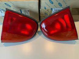 Mk6 Gti Rear Fog Light New Genuine Ford Escort Mk6 7 Rs2000 Gti Rear Fog Lamps Lights Pair 93 To 01 Nos