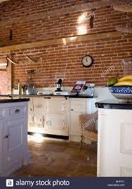 Exposed Brick Kitchen Exposed Brick Kitchen Tjihome