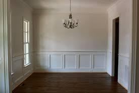 Wainscoting  For Dining Room