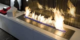 ventless bio ethanol burner insert with remote control afire