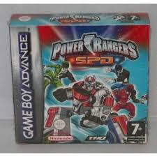 power rangers s p d gba