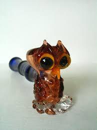 piece of the week brown owl pipe